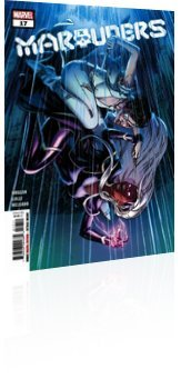 Marvel Comics: Marauders - Issue # 17 Cover