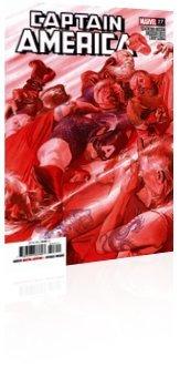 Marvel Comics: Captain America - Issue # 27 Cover