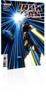 Marvel Comics: Iron Man - Issue # 6 Cover