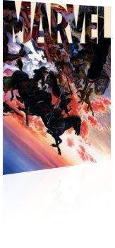Marvel Comics: Marvel - Issue # 5 Cover