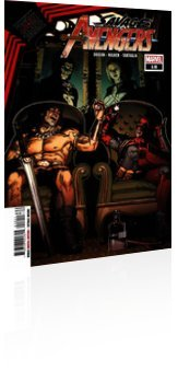 Marvel Comics: Savage Avengers - Issue # 18 Cover