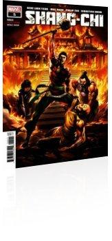 Marvel Comics: Sh*tshow - Issue # 2 Cover