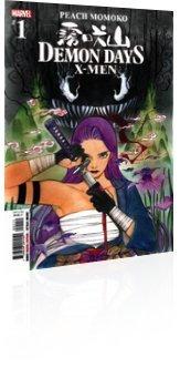Marvel Comics: Demon Days: X-Men - Issue # 1 Cover