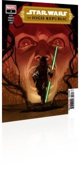 Marvel Comics: Star Wars: High Republic - Issue # 3 Cover