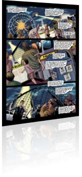DC Comics: Batman: The Widening Gyre - Issue # 2 Page 1