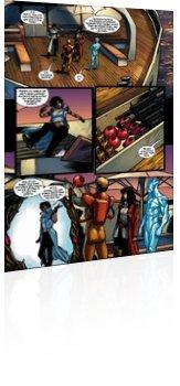 Marvel Comics: Marauders - Issue # 19 Page 1