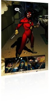 Marvel Comics: Spider-Woman - Issue # 11 Page 4