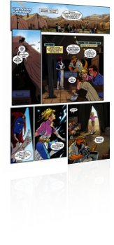 Marvel Comics: Women of Marvel - Issue # 1 Page 4