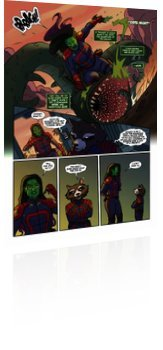 Marvel Comics: Women of Marvel - Issue # 1 Page 7