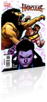 Marvel Comics: Incredible Hercules - Issue # 137 Cover