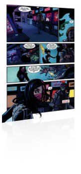 Marvel Comics: Silk - Issue # 2 Page 2