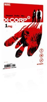 Marvel Comics: X-Corp - Issue # 1 Cover