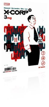 Marvel Comics: X-Corp - Issue # 3 Cover
