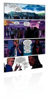 Marvel Comics: X-Corp - Issue # 3 Page 2