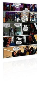 Marvel Comics: X-Corp - Issue # 3 Page 3