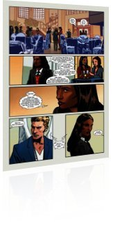 Marvel Comics: X-Corp - Issue # 3 Page 4