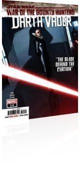 Marvel Comics: Star Wars: Darth Vader - Issue # 14 Cover