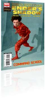 Marvel Comics: Ender's Shadow: Command School - Issue # 2 Cover