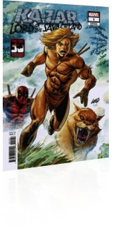 Marvel Comics: Ka-Zar: Lord of the Savage Land - Issue # 1 Page 2