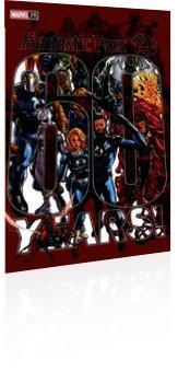 Marvel Comics: Fantastic Four - Issue # 35 Cover