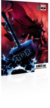 Marvel Comics: Thor - Issue # 17 Cover