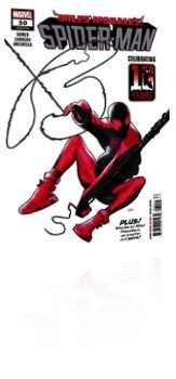 Marvel Comics: Miles Morales: Spider-Man - Issue # 30 Cover