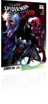 Marvel Comics: Symbiote Spider-Man: Crossroads - Issue # 4 Cover