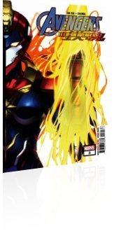 Marvel Comics: Avengers Tech-On Avengers - Issue # 3 Cover