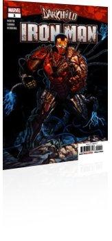 Marvel Comics: Darkhold: Iron Man - Issue # 1 Cover