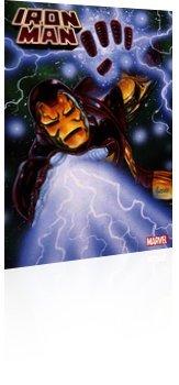 Marvel Comics: Iron Man - Issue # 13 Page 1