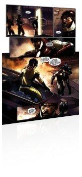 Marvel Comics: Iron Man - Issue # 13 Page 4