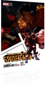 Marvel Comics: Miles Morales: Spider-Man - Issue # 31 Cover