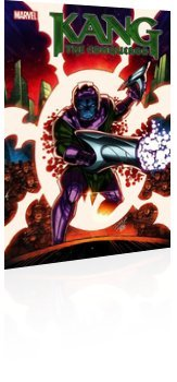 Marvel Comics: Kang the Conqueror - Issue # 3 Page 1