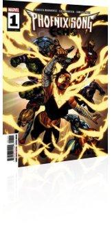 Marvel Comics: Phoenix Song: Echo - Issue # 1 Cover