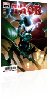 Marvel Comics: Thor - Issue # 18 Cover