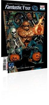 Marvel Comics: Fantastic Four - Issue # 37 Cover