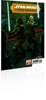 Marvel Comics: Star Wars: The High Republic - Issue # 10 Cover