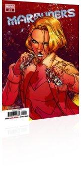Marvel Comics: Marauders - Issue # 25 Cover