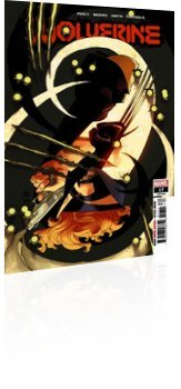 Marvel Comics: Wolverine - Issue # 17 Cover