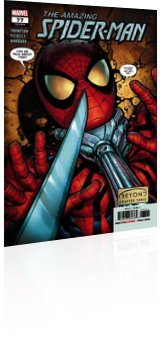 Marvel Comics: Amazing Spider-Man - Issue # 77 Cover