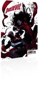 Marvel Comics: Daredevil - Issue # 35 Cover