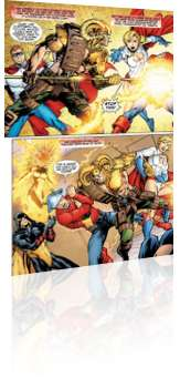 DC Comics: Justice Society of America - Issue # 31 Page 2