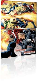 DC Comics: Justice Society of America - Issue # 31 Page 3