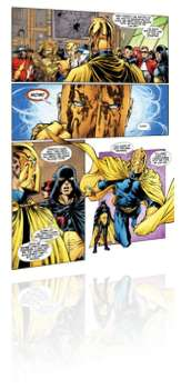 DC Comics: Justice Society of America - Issue # 31 Page 5