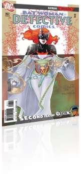 DC Comics: Detective Comics - Issue # 857 Cover