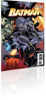 DC Comics: Batman - Issue # 692 Cover