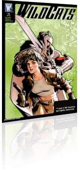 WildStorm: WildCats - Issue # 16 Cover