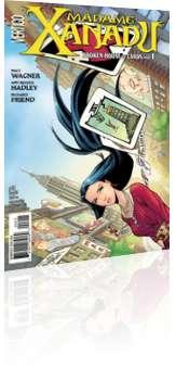 Vertigo: Madame Xanadu - Issue # 16 Cover