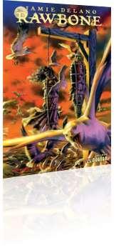 Avatar Press: Rawbone - Issue # 4 Cover A