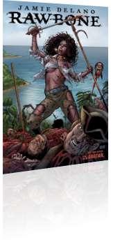 Avatar Press: Rawbone - Issue # 4 Cover B